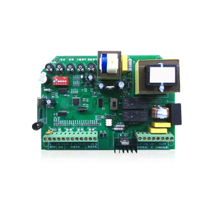 wireless transmitter and receiver module pcb board.