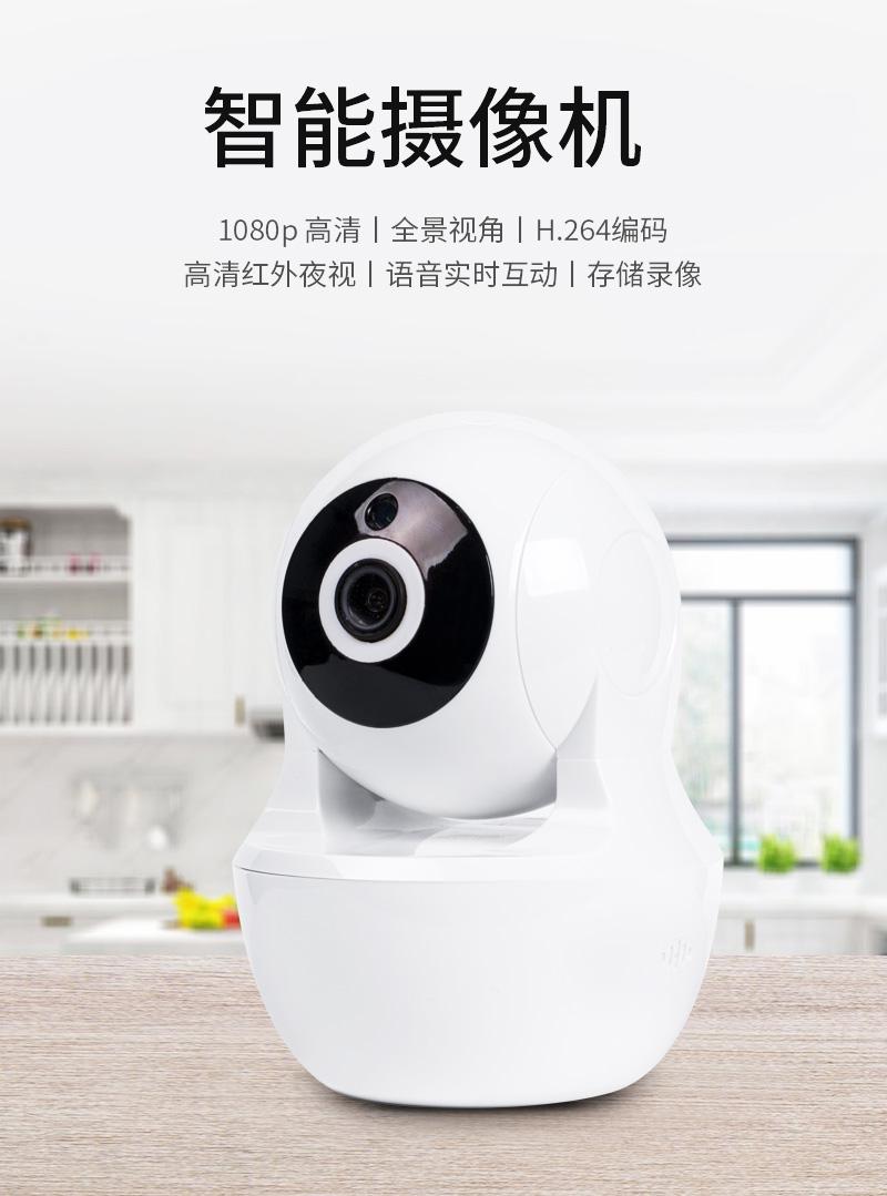 网络监控摄像机