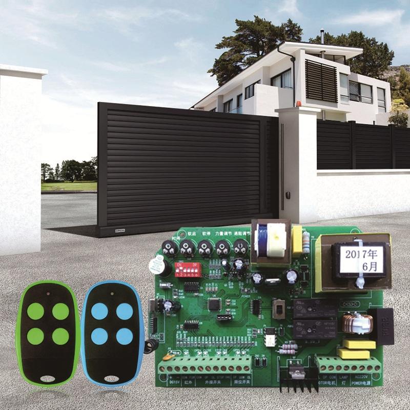 安装自动感应门控制器有哪些注意事项