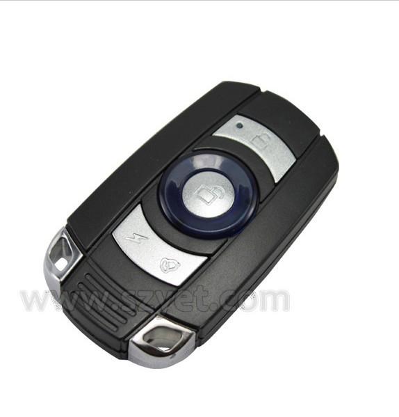 YET080金属四键家庭防盗遥控器