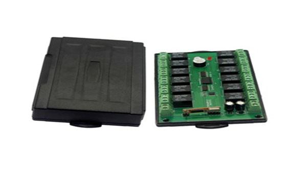 十二路无线智能接收控制器YET412PC-X