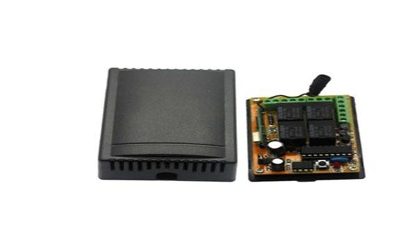 YET404PC四路无线智能接收控制器