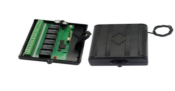 六路无线智能接收控制器YET406PC-X