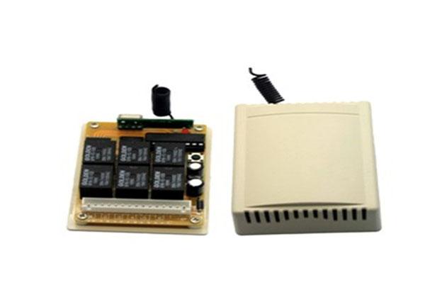 六路无线智能接收控制器406pc-v10