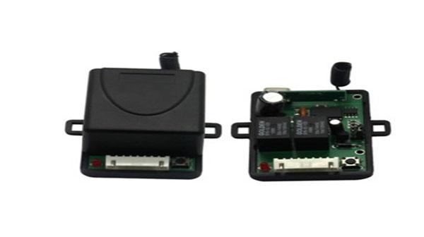 二路12V/24V无线智能接收控制器YET402PC
