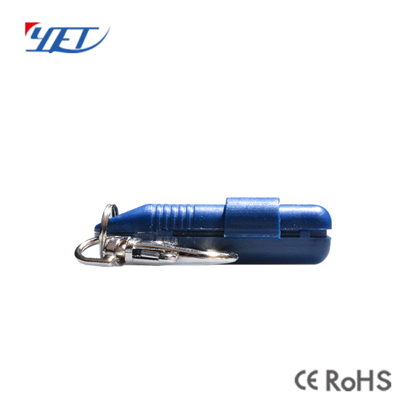 YET102B可定制拷贝/对拷型塑胶电动门无线遥控器