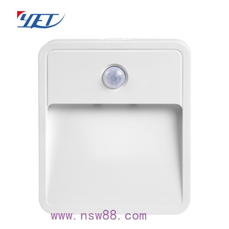 YET6133锂电池充电版本人体感应小夜灯