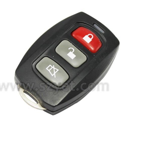 YET091三键遥控器通用万能型滚动码车库遥控器