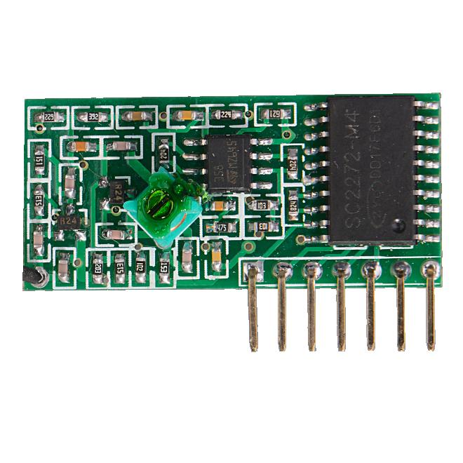 YET209-V2无线电收发模块