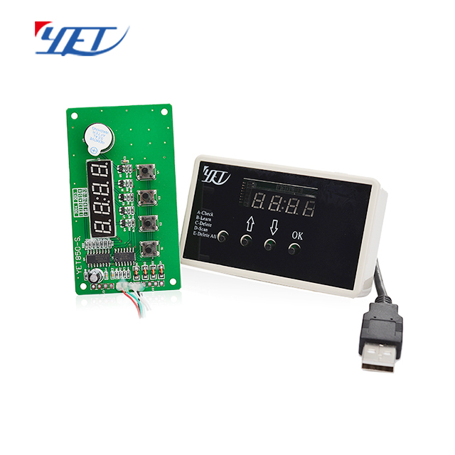 YET850带编程器的无线控制器