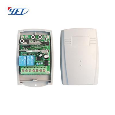 YET402PC-WIFI 二路智能接收控制器