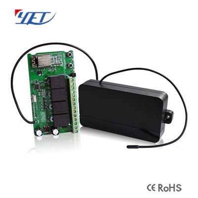YET404PC-WIFI 四路智能接收控制器