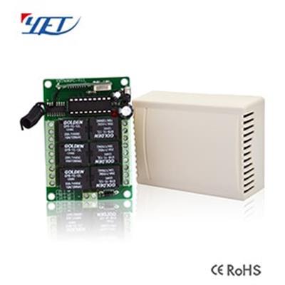 六路触点输出接收控制器YET406PC