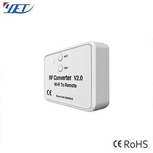 新款智能WiFi转遥控转发器YET6956WFR V2.0