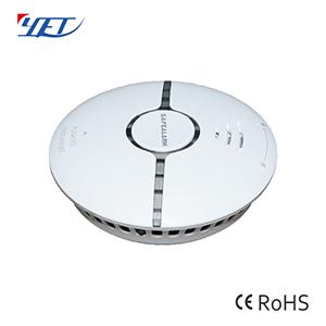 无线guang电式烟雾传感器YET6202ZB