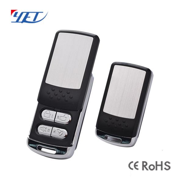可定制拷贝型电动车库门无线遥控器YET070