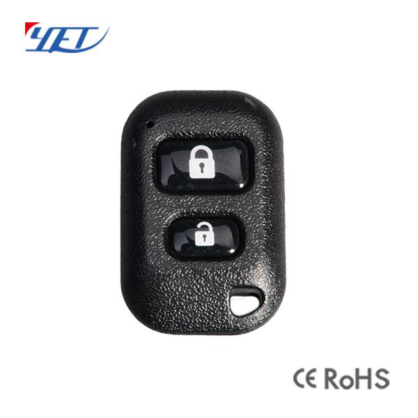 YET092wu线两键遥控器,车库,juan帘,伸缩门遥控器,控制器